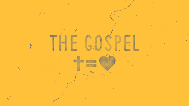 gospel cross love slider